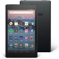 Amazon: Amazon Fire HD 8 Tablet Generation 8 mit 32 GB Speicher ohne Spezialangebote für nur 77,97 Euro statt 106,27 Euro bei Idealo