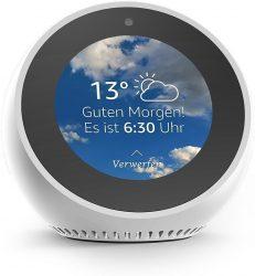 Amazon: Der Amazon Echo Spot mit Alexa für nur 87,72 Euro statt 119 Euro bei Idealo