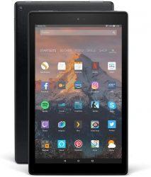 Amazon: Fire HD 10-Tablet, 1080p Full HD-Display, 64 GB, mit Spezialangeboten 7. Generation für nur 92,60 Euro statt 147,99 Euro bei Idealo