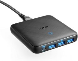 Anker PowerPort Atom III Slim USB-C Ladegerät für 33,99€statt PVG Idealo 42,95€ @amazon