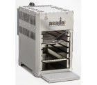 Asado Hochtemperatur Gasgrill Compact 800° für 59 € (89,80 € Idealo) @real