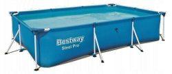 Ebay: Bestway Steel Pro Frame Pool 300 x 201 x 66 cm für nur 139,99 Euro statt 174,90 Euro bei Idealo