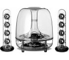 Harman/Kardon Soundsticks III LED Lautsprechersystem für 89 € (159,59 € Idealo) @Amzon