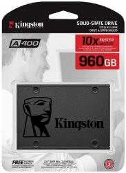 Kingston A400 SSD 960GB für 79,90€statt PVG 85,50€ @amazon oder @cyberport