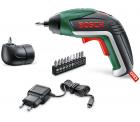 OBI: Bosch Akkuschrauber IXO Generation V mit Winkeladapter für nur 34,94 Euro statt 52,99 Euro bei Idealo