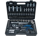 Amazon: KS Tools 918.0694 1/4 Zoll +1/2 Zoll Steckschlüsselsatz 94-tlg. für nur 75,99 Euro statt 118,99 Euro bei Idealo