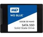 Amazon: Western Digital WDS500G2B0A WD Blue 500GB 3D NAND Internal SSD für nur 47,77 Euro statt 56,34 Euro bei Idealo