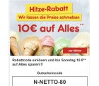 @netto: 10€ Gutschein (80€MBW)