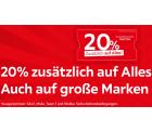 XXXLutz: Bis zu 40% Rabatt + 20% Extrarabatt auf fast alles mit Gutschein