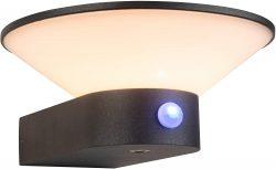 AEG LED Solar-Außenleuchte Iver mit Bewegungsmelder für 45,90 € (73,96 € Idealo) @iBOOD