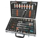 Amazon: Brüder Mannesmann Werkzeuge M98432 Steckschlüsselsatz 232 teilig  für nur 79,99 Euro statt 92,01 Euro bei Idealo