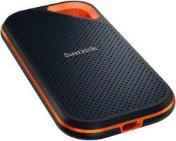 Amazon: SanDisk Extreme PRO Portable SSD externe Festplatte 500GB für nur 86,99 Euro statt 105,39 Euro bei Idealo