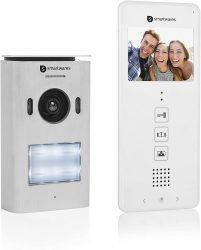 Amazon: Smartwares DIC-22112 Video-Türsprechanlage für nur 97,50 Euro statt 130,16 Euro bei Idealo