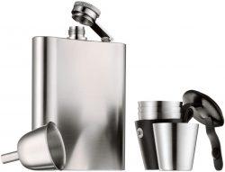 Ebay: WMF Manhattan Flachmann-Set 6-teilig für nur 19,95 Euro statt 33,69 Euro bei Idealo