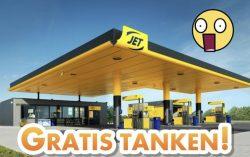 Jet: 20l gratis tanken … bis 09.10. tägl. andere Jet Tankstellen