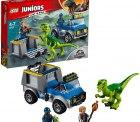 LEGO Juniors Jurassic World – Raptoren Rettungstransporter für 20,61€ statt PVG Idealo  27,12€ @ebay