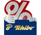 Tchibo: Nur heute 16% Rabatt mit Gutschein ohne MBW