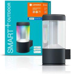 Amazon: LEDVANCE Smart+ LED Bluetooth Wandleuchte dimmbar mit RGB Farbwechsel für nur 46,51 Euro statt 108,86 Euro bei Idealo