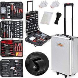 Amazon: Monzana Werkzeugkoffer 899tlg. für nur 49,95 Euro statt 68,95 Euro bei Idealo