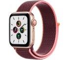 Apple Watch SE GPS + Cellular Aluminiumgehäuse Gold 40mm Sportarmband für 293,29 € (336,19 € Idealo) @Amazon