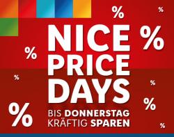 LIDL: Nice Price Days mit täglich neuen Top-Angeboten + Gutschein für kostenlosen Versand auf alles