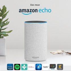 Voelkner: Amazon Echo (2. Generation) für nur 55,94 Euro statt 75,56 Euro bei Idealo