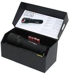 Voelkner: Ledlenser T7.2 taktische LED Taschenlampe mit 260 m Reichweite für nur 24,99 Euro statt 41,81 Euro bei Idealo