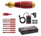 Voelkner: Wiha speedE electric Set 1 VDE E-Schraubendreher für nur 99,95 Euro statt 144 Euro bei Idealo