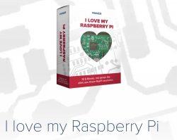 """12 e-books """"I love my Raspberry"""" 19,90€ als Download (statt 39,90€)"""
