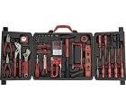 Amazon: Brüder Mannesmann M29065 Universal Haushalts-Werkzeugkoffer 60-tlg für nur 32,99 Euro statt 42,02 Euro bei Idealo