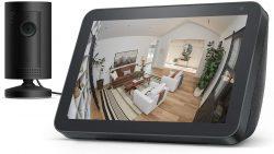 Amazon: Echo Show 8 + Ring Indoor Cam für nur 73,35 Euro statt 120,25 Euro bei Idealo