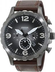Amazon: Fossil Nate JR1424 Herren Chronograph für nur 79 Euro statt 102,95 Euro bei Idealo