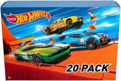Amazon: Hot Wheels DXY59 20er Pack Geschenkset für nur 21,99 Euro statt 41,65 Euro bei Idealo