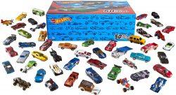 Amazon: Hot Wheels V6697 – 50er Pack Die-Cast Fahrzeuge für nur 57,99 Euro statt 73,80 Euro bei Idealo