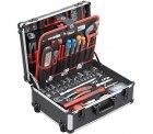 Amazon: Meister 8971440 Profi Werkzeugkoffer Trolley 156-teilig für nur 129,99 Euro statt 150,46 Euro bei Idealo