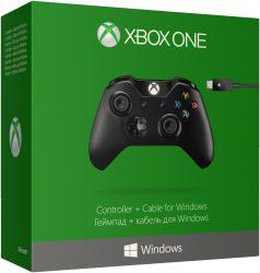 Amazon: Microsoft Xbox One Wireless Controller + Kabel für Windows für nur 39,99 Euro statt 53,48 Euro bei Idealo
