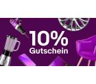 Ebay: 10% Rabatt auf Elektronik B-Ware mit Gutschein ohne MBW