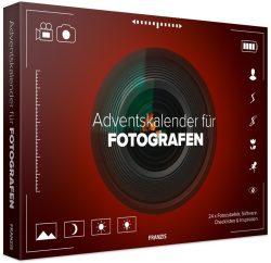 Franzis Adventskalender für Fotografen mit Gutschein für nur 20 Euro statt 34,99 Euro bei Idealo