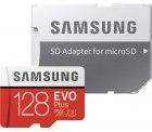 Samsung EVO Plus microSD Speicherkarte 128 GB + Adapter für 11 € (16,49 € Idealo) @Otto