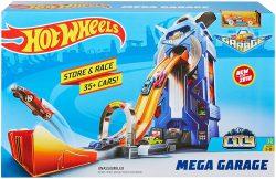 Smythstoys: Hot Wheels City Power-Parkgarage mit Rennbahn mit 1 Spielzeugauto für nur 34,99 Euro statt 49,85 Euro bei Idealo