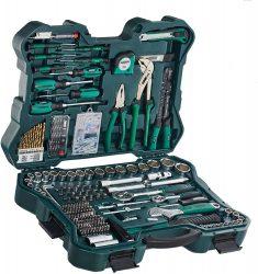 Amazon: Brüder Mannesmann M29088 Steckschlüssel und Werkzeugsatz 303-tlg für nur 73,88 Euro statt 87,95 Euro bei Idealo
