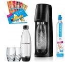 Amazon: SodaStream Easy Wassersprudler-Set Promopack mit CO2-Zylinder, 2x 1 L PET-Flasche, 2x Trinkgläser, 6x Sirupproben für nur 49,99 Euro statt 62,31...