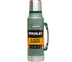 Amazon: Stanley Legendary Classic Vakuum-Thermoskanne 1L Hammertone Green für nur 26,82 Euro statt 40,83 Euro bei Idealo