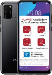 Ebay Saturn und Mediamarkt: HONOR 9A Smartphone 6,3 Zoll Dual-SIM 64GB + 3GB Android 10 mit Gutschein für nur 85,50 Euro statt 139,86 Euro bei Idealo