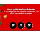 Jeden Tag ein neuer Deal im Mediamarkt Logitech Adventskalender 2020