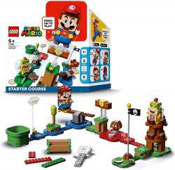 LEGO 71360 Super Mario Abenteuer mit Mario – Starterset für 39,98€statt PVG Idealo 51,49€ @amazon