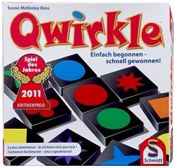 Schmidt Spiele 49311 Qwirkle, Legespiel für 15,99€ statt PVG Idealo 21,95€ @amazon