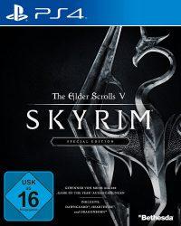 The Elder Scrolls V: Skyrim Special Edition [PlayStation 4] für 14,99€ mit Prime statt PVG Idealo 18,95€
