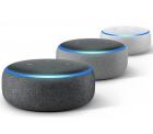 Amazon: Echo Dot (3. Gen.) Intelligenter Lautsprecher mit Alexa für nur 24,99 Euro statt 47,89 Euro bei Idealo