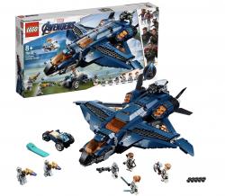 LEGO 76126 Marvel Super Heroes Ultimativer Avengers-Quinjet für 94,89€ statt PVG Idealo 109,99€ @alternate